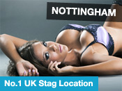 Number 1 UK stag location